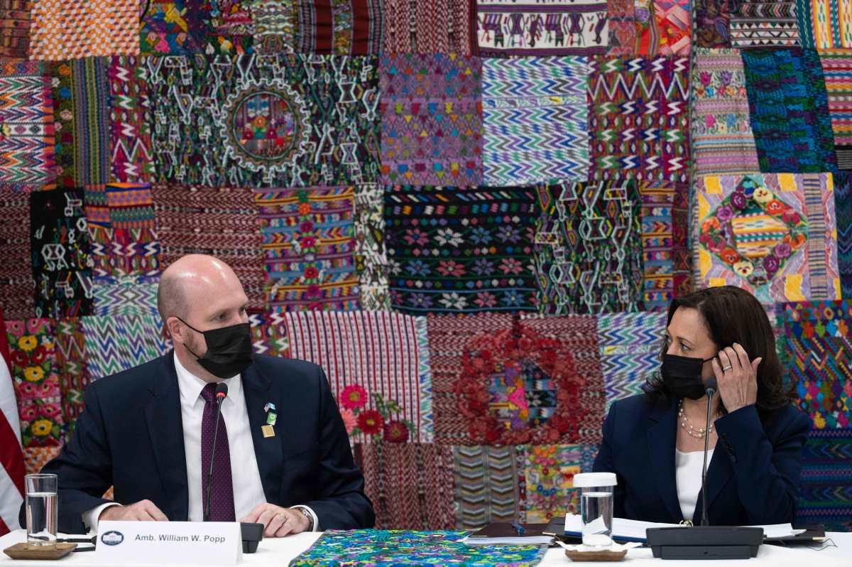 Embajador Popp: Beneficiarios son el centro de nuevos proyectos de Estados Unidos