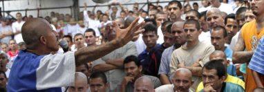 La negociación de las pandillas con el gobierno salvadoreño en 2012 dio paso a un nuevo fenómeno de capacidad del control territorial de las maras. En la actualidad habrían evidencias de un nuevo pacto con el actual gobierno. [Foto archivo]