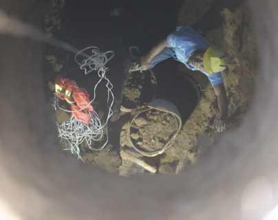 """""""Nos da bastante miedo"""": Vecinos de la zona 7 temen que las cavernas en el Periférico provoquen un gran socavamiento"""