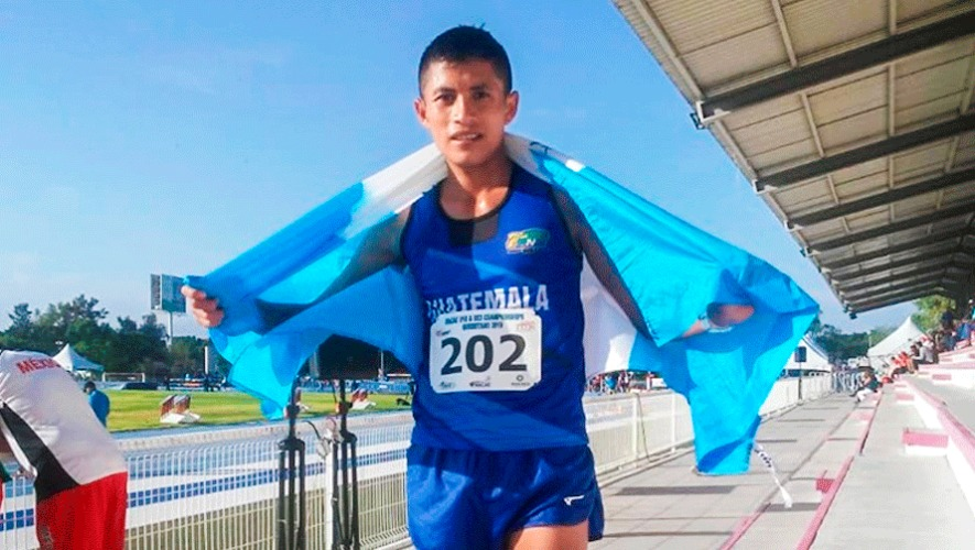 José Calel se clasifica a los Olímpicos de Tokio en el Gran Premio de La Coruña