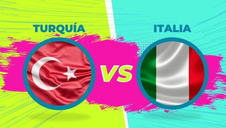 Turquía e Italia abren la Eurocopa 2021.