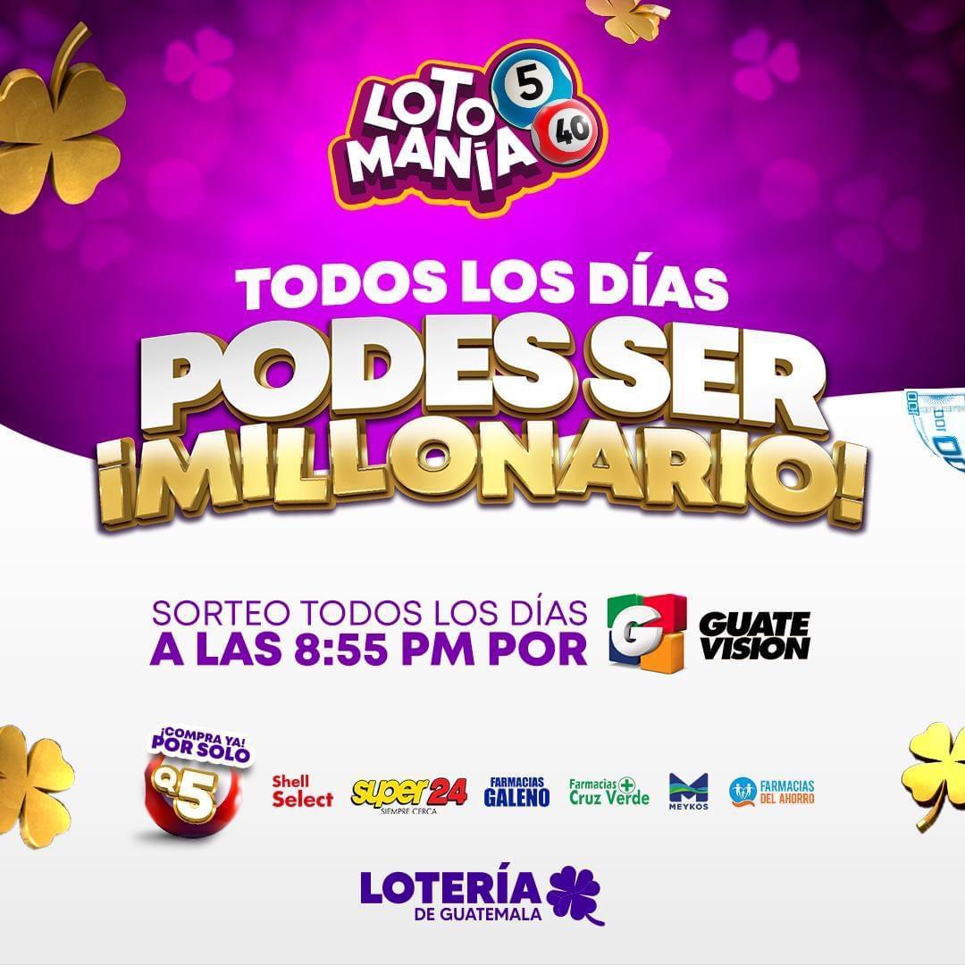 Lotería de Guatemala presentó la primera versión electrónica en el país