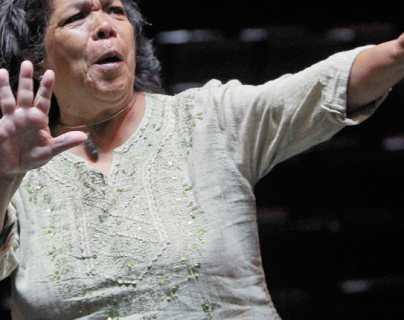Adiós a Yolanda Coronado y su imparable humor