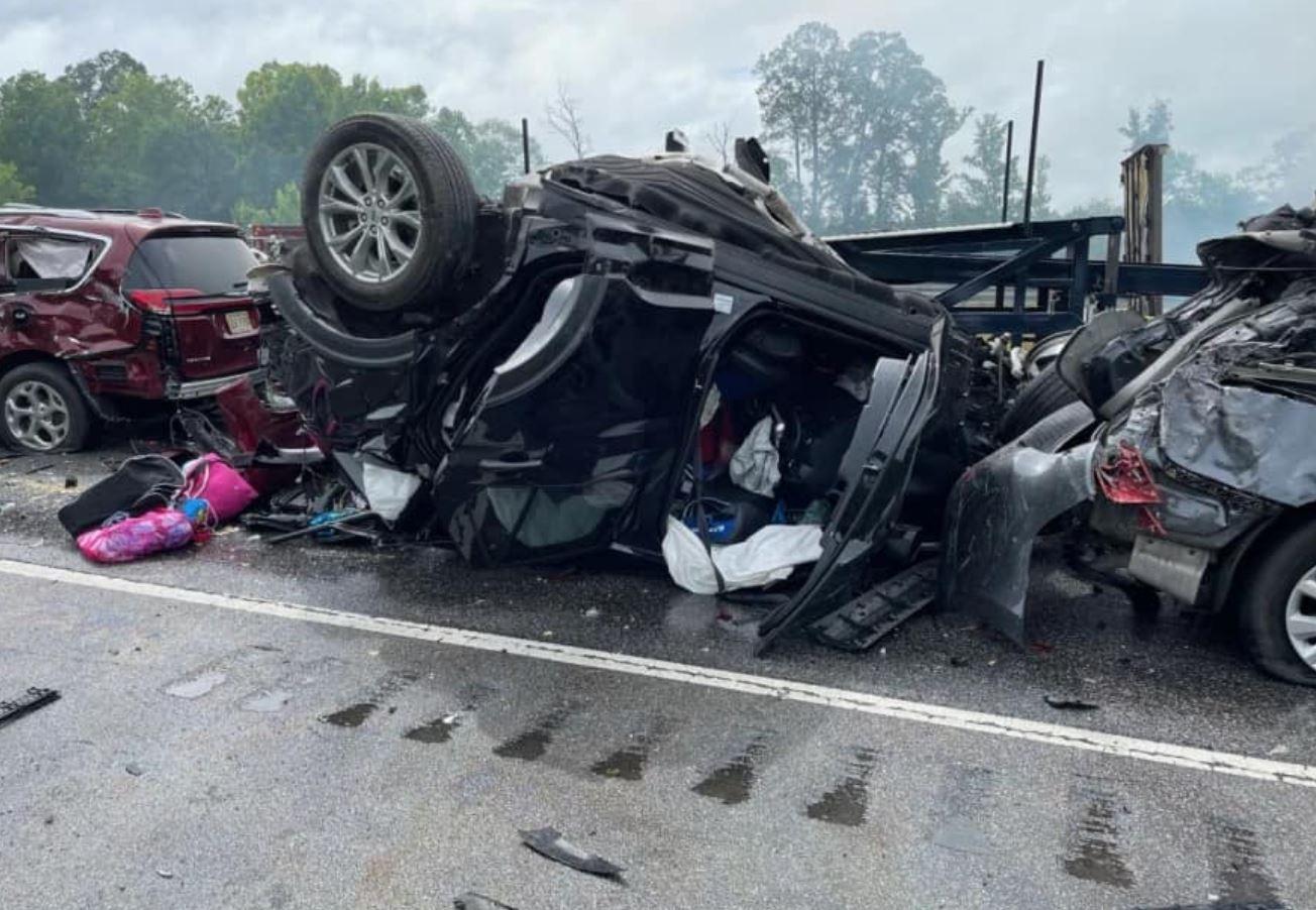 Nueve niños y un adulto mueren en accidente de tránsito en Estados Unidos  en medio de tormenta – Prensa Libre