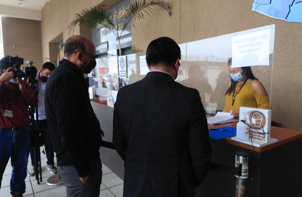 Vacunas Sputnik V: Acción Ciudadana presenta denuncia penal contra Alejandro Giammattei y la ministra Amelia Flores