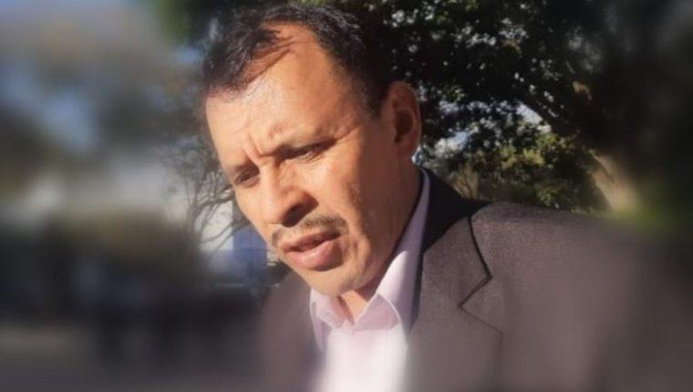 Eñ alcalde de San Raymundo, Guatemala, Joel Humberto Choy Yoc, perdió su inmunidad por un caso de abuso sexual contra una menor de edad. (Foto Prensa Libre: Colaboración)