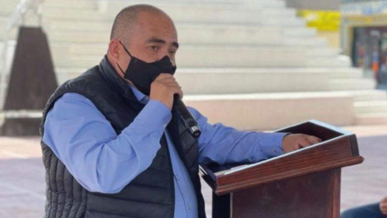 Manuel Aguilar García, alcalde de Zapotlán de Juárez, Hidalgo, fue asesinado a balazos en su domicilio el 10 de junio. (Foto Prensa Libre: Facebook Zapotlán de Juárez)