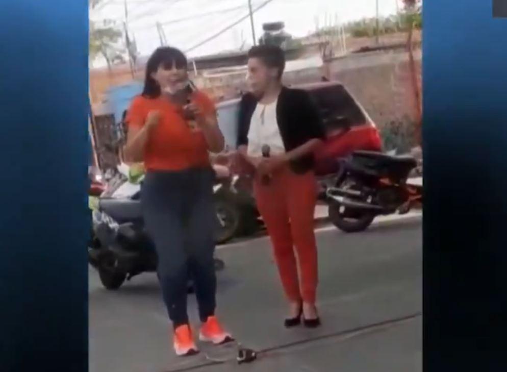 Impactante video: Salen a luz imágenes del ataque en donde fue asesinada Alma Barragán, candidata a una alcaldía en México