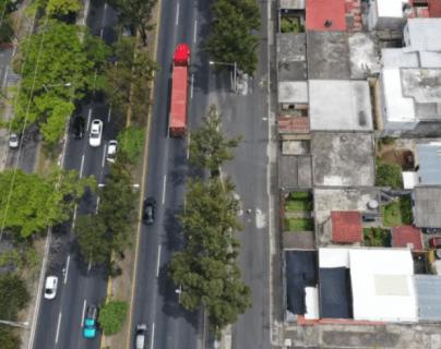 Colapso del sistema de drenajes es inminente y pone en riesgo la vida y los bienes de vecinos de zona 7, dice Conred