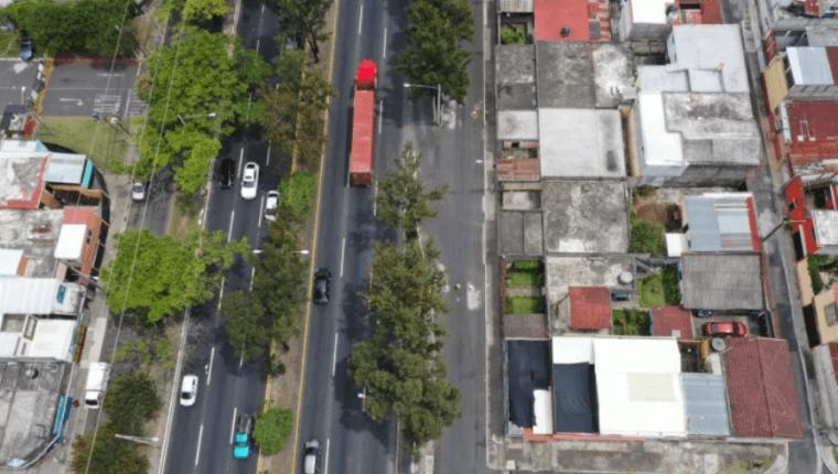 Conred hizo un informe para explicar la situación a los vecinos. (Foto Prensa Libre: Hemeroteca)