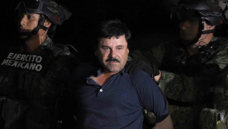 """La defensa de Joaquín """"el Chapo"""" Guzmán  ha insistido en la """"mala conducta"""" del jurado en el juicio en Nueva York contra su client(Foto Prensa Libre: Hemeroteca PL)"""