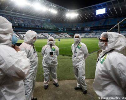 El coronavirus está ganando la Copa América de Brasil