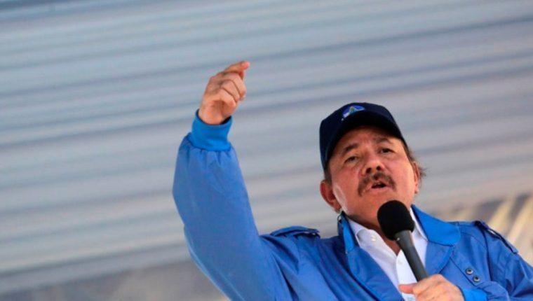 Daniel Ortega, presidente de Nicaragua. (Foto: Hemeroteca PL)