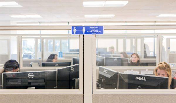 Cómo reabrir las oficinas de manera segura