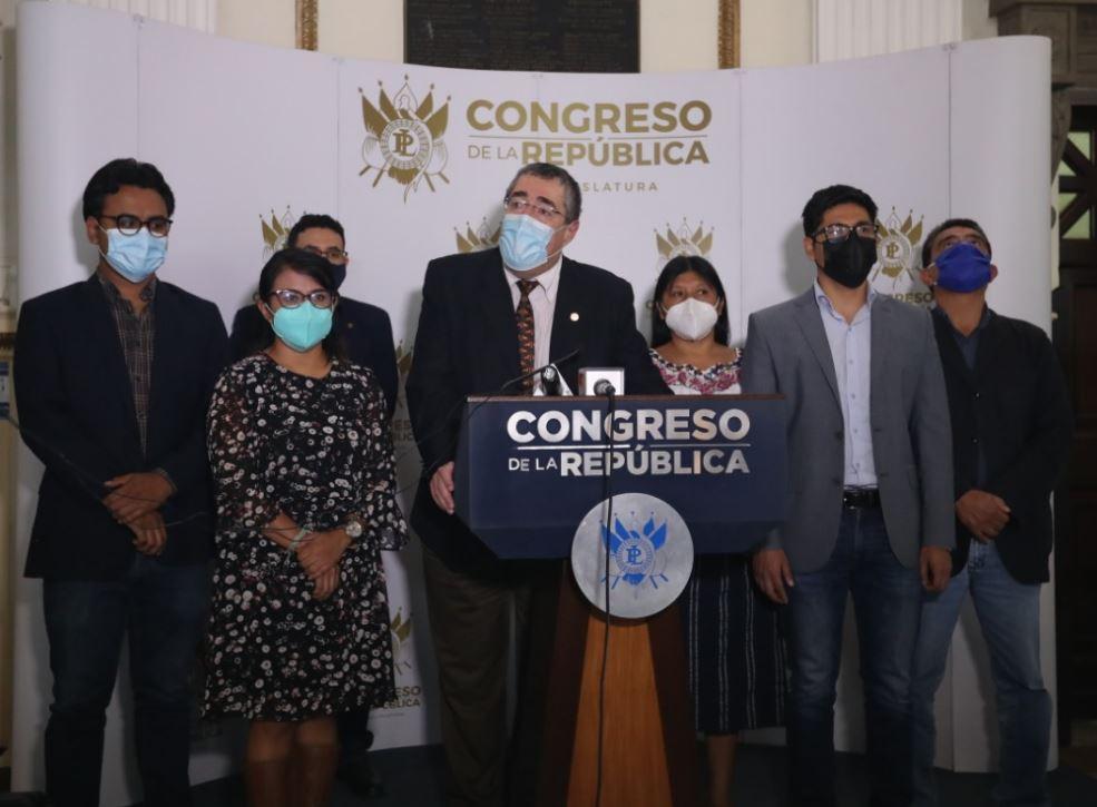 Diputados exigen que la iniciativa de ley de exención y compensación por vacuna covid-19 se conozca el sábado