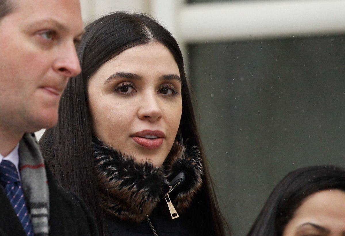 """Emma Coronel, esposa de """"el Chapo"""" Guzmán, se declara culpable de narcotráfico y blanqueo en EE. UU."""