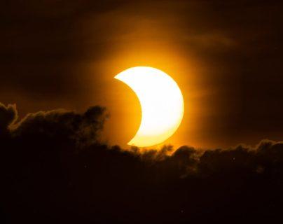 Anillo de fuego: eclipse solar fue visible en gran parte del hemisferio norte
