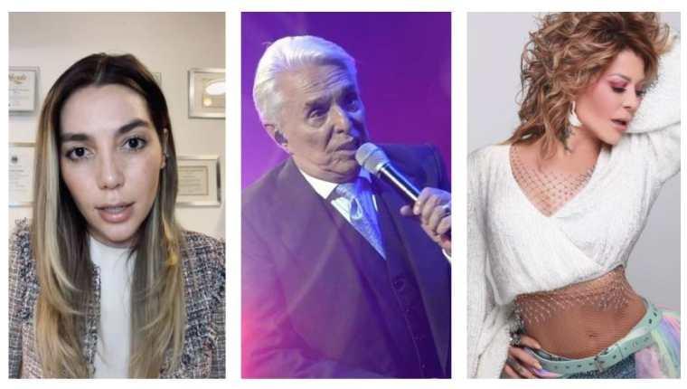 Abogados de Frida Sofía revelan que la denuncia contra Enrique Guzmán y Alejandra Guzmán es por tres delitos. (Foto Prensa Libre: Instagram)