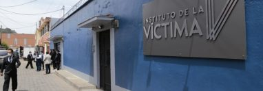El Instituto de la Víctima comenzó a funcionar en septiembre del 2020 y ya ha sido allanado por el MP en dos ocasiones. (Foto Prensa Libre: Hemeroteca PL)