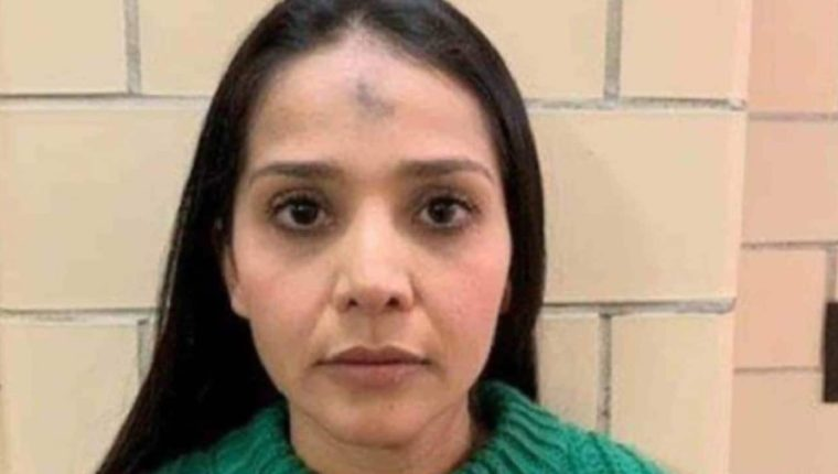 """Jessica Johanna Oseguera González, """"La Negra"""", hija de """"El Mencho"""". (Foto Prensa Libre: Twitter)"""