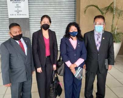 Jueces de Mayor Riesgo piden al MP que desestime denuncias en su contra, pues consideran que son infundadas y espurias
