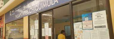 Los actos de corrupción investigados responden a acciones realizadas Chiquimula, paso fronterizo entre Guatemala y Honduras. (Foto Prensa Libre: @MigracionGute/Twitter)