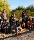 Muchos migrantes mueren en su camino a pie hacia Estados Unidos. (Foto Prensa Libre: Hemeroteca PL)