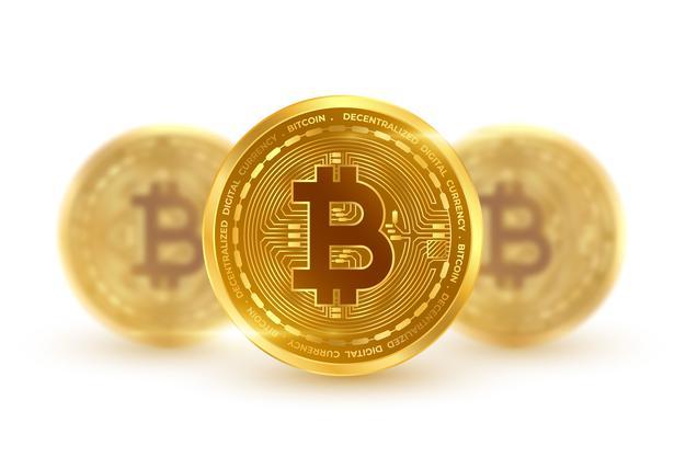 El Bitcóin aún genera muchas dudas  e inquietudes sobre su futuro y el efecto financiero que pueda provocar. (Foto Prensa libre: Freepik)