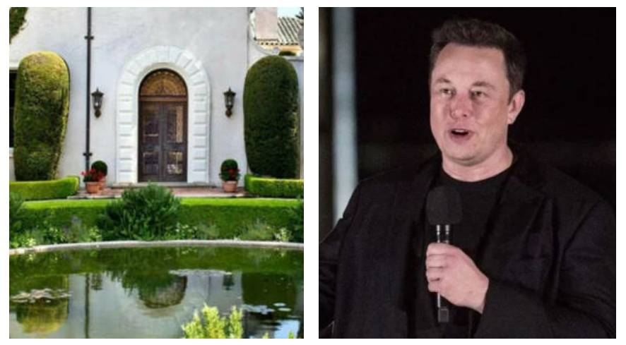 Elon Musk vende su última mansión por esta impresionante cifra