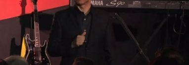 """Carlos Manuel Chavarría Fonseca es conocido popularmente como """"Pastor de los ricos"""" y enfrenta un juicio en el que se le acusa de cometer delitos sexuales. (Foto Prensa Libre: Twitter)"""