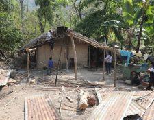 La pobreza y falta de empleo en las áreas rurales obliga a las personas a migrar. (Foto Prensa Libre: Hemeroteca PL)