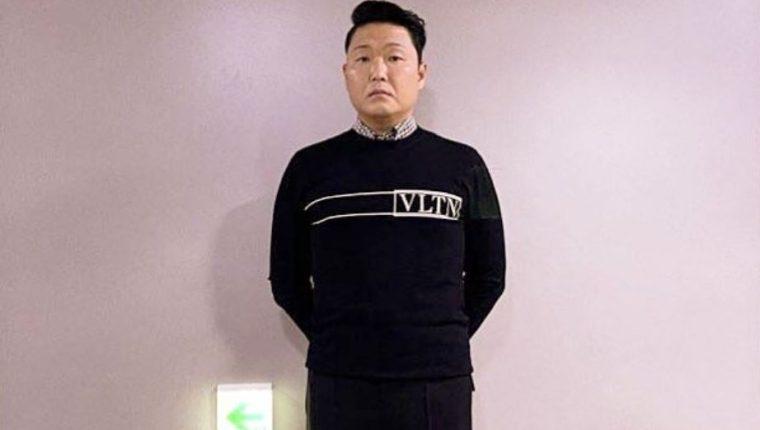 Psy es un artista muy activo en sus redes sociales. (Foto Prensa Libre: Instagram)