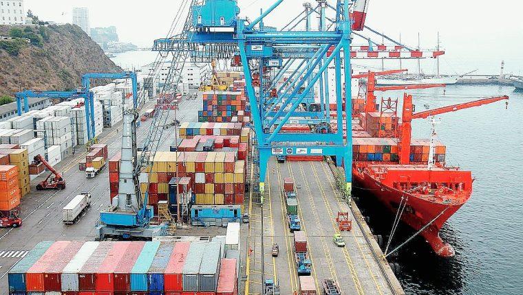 Sectores como comercio, industria, inmobiliario y agricultura registran alto crecimientos en recaudación de impuestos. (Foto, Prensa Libre: Hemeroteca PL).