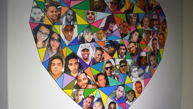 El odio que motivó la matanza en la discoteca Pulse en 2016, que se cobró la vida de 49 personas. (Foto Prensa Libre: EFE)