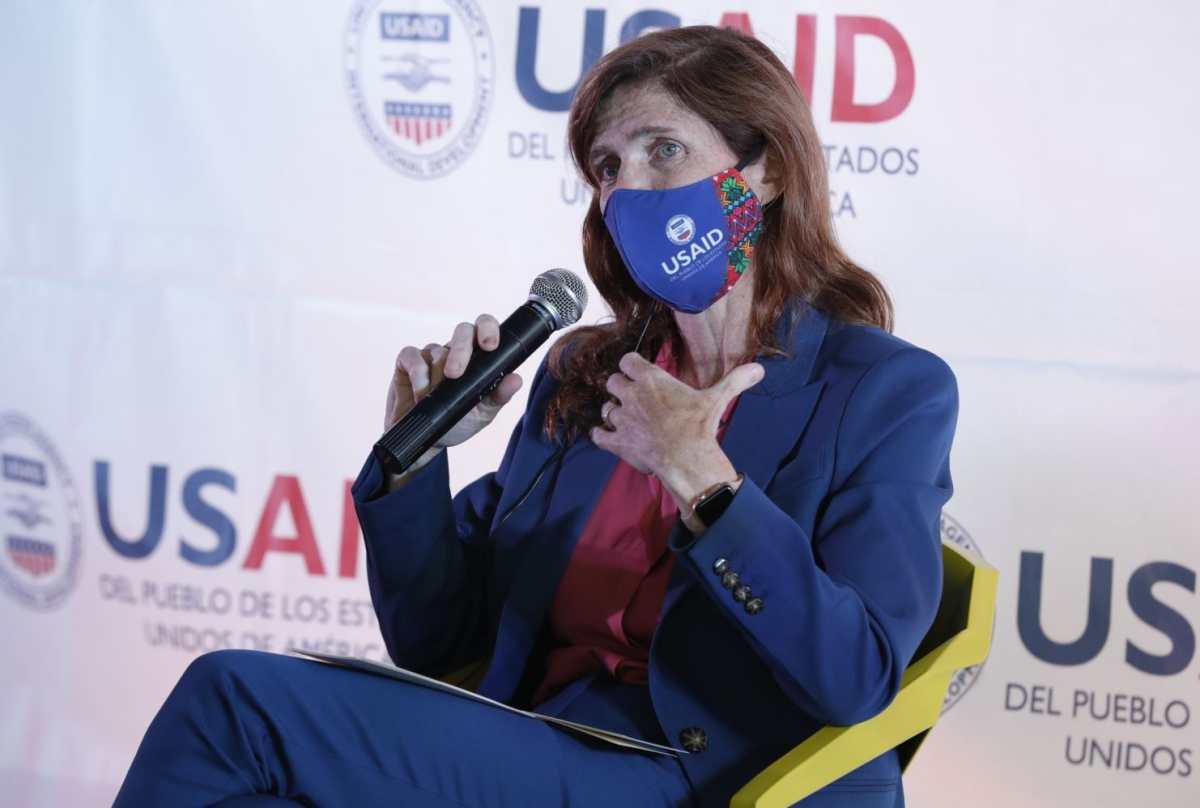Usaid ofrece millonaria ayuda para lucha contra la corrupción y expresa preocupación por entrada en vigor de ley de oenegés