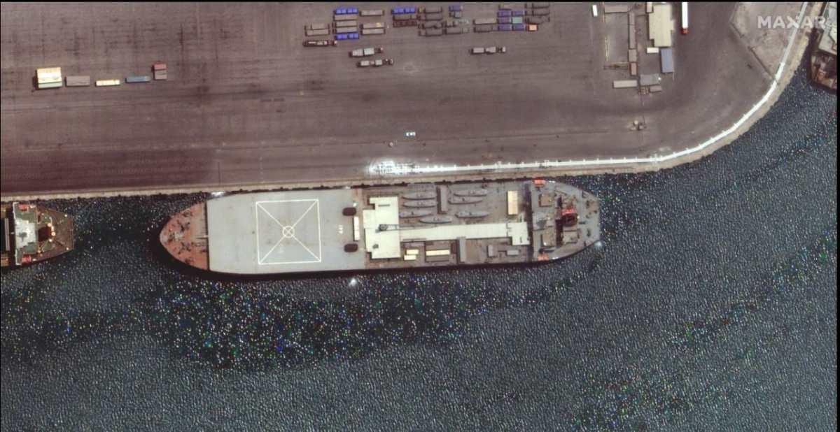 ¿Qué se sabe de los buques iraníes que viajan por el Atlántico?