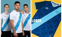 Fedefut presentó la nueva camisola de la Selección de Guatemala para la temporada 2021/2022. (Foto Fedefut).