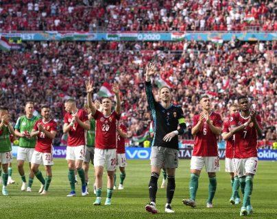 Eurocopa: Hungría sorprende a selección de Francia con un empate y Griezmann logra anotación que evitó la derrota