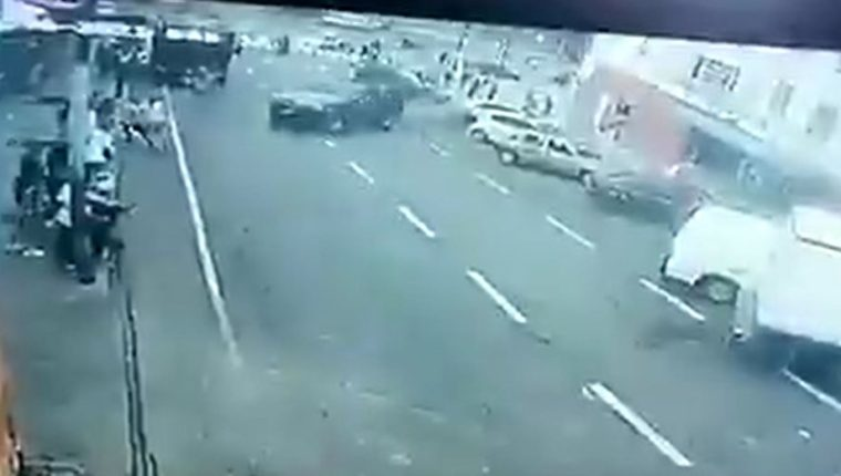 accidente Venezuela