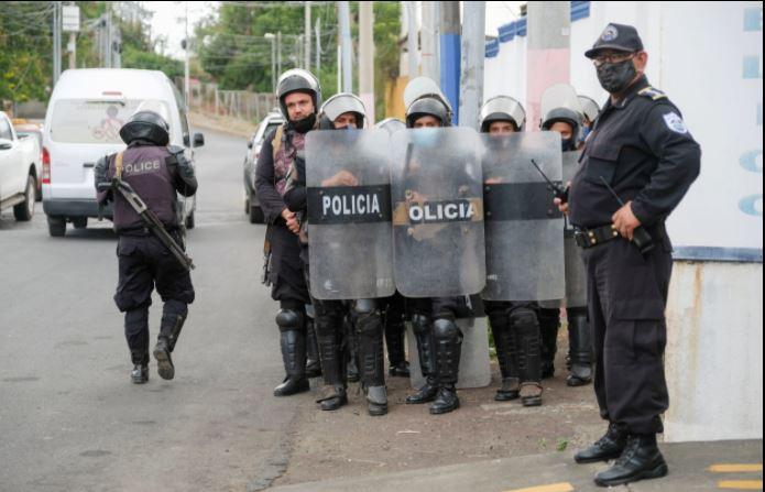 Sigue asedio en Nicaragua, Gobierno de Ortega arresta a cinco opositores el fin de semana
