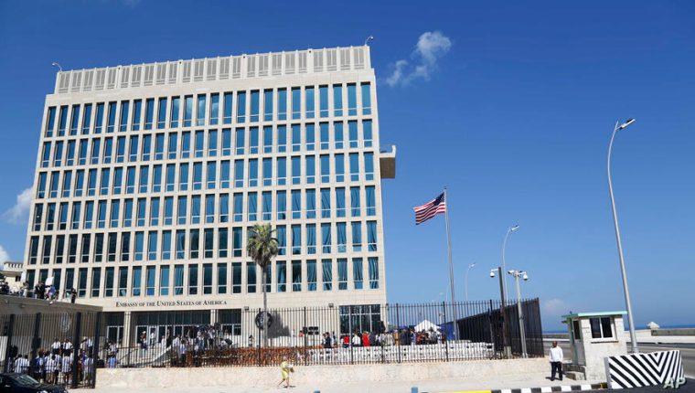 Los primeros casos del misterioso síndrome se registraron en empleados de la embajada de EE.UU. en La Habana. (Foto Prensa Libre: Voa Noticias)