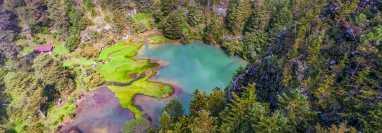 La marca destino Huehuetenango busca posicionar al departamento como un paraíso natural vivo y auténtico. (Foto Prensa Libre: Cortesía Inguat)