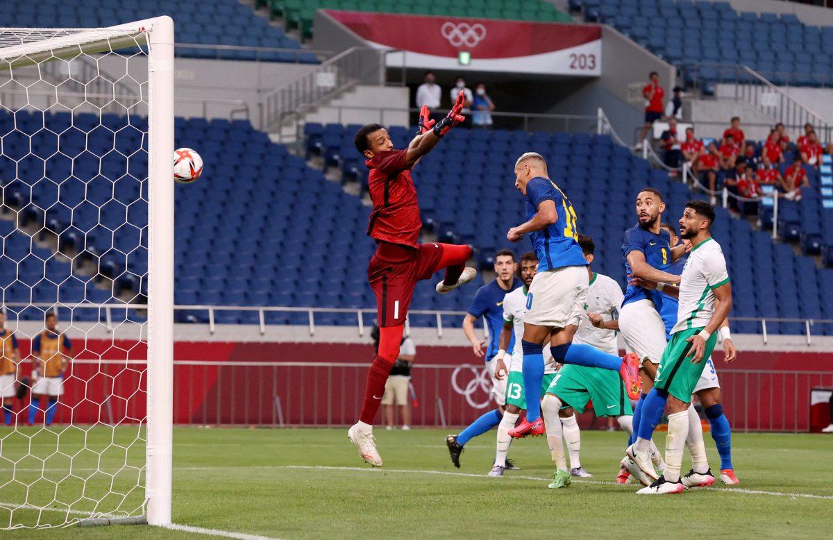 Richarlison lleva a Brasil a cuartos de final de Tokio-2020 y continúan el camino por el oro en Juegos Olímpicos