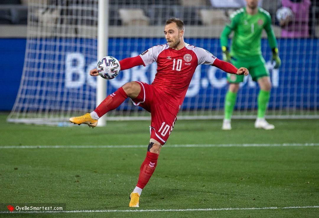 La decisión de la Serie A: Eriksen no podrá jugar con desfibrilador