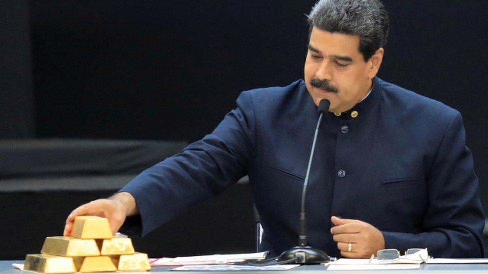 Oro de Venezuela: por qué el Banco de Inglaterra retiene 31 toneladas de lingotes del país sudamericano (y cuál es la pelea política y judicial que genera)