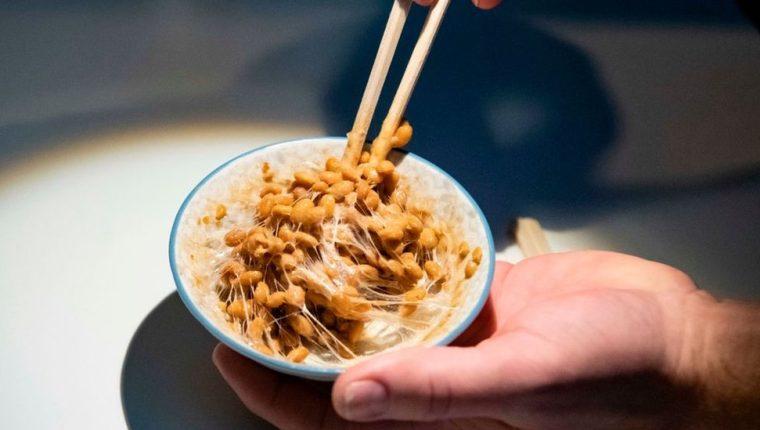 El 62% de los japoneses disfrutan comer natto, pero al 13% le disgusta su sabor.