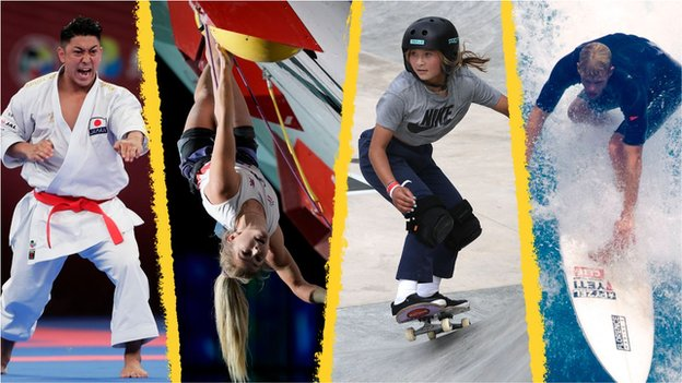 Juegos Olímpicos: cuáles son los nuevos 5 deportes en Tokyo 2020 (y cuáles son los que vuelven)