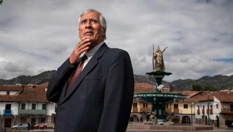 Decenas de descendientes de la nobleza inca siguen viviendo en Perú. (LUIS MIRANDA)