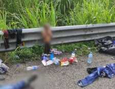 La triste historia de Wilder, el niño de 2 años que encontraron solo en una carretera en México