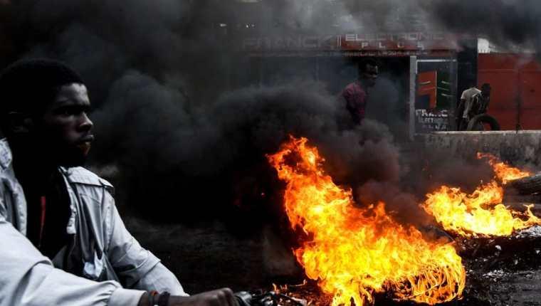 Violencia en Haití. Getty Images
